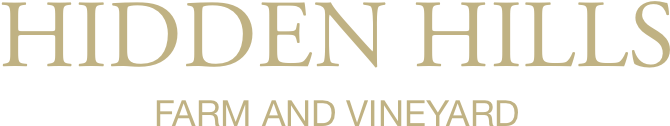 Hidden Hills Farm & Vineyard Sticky Logo Retina