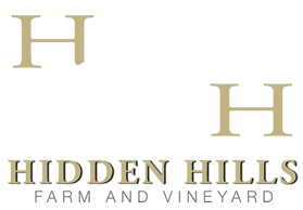 Hidden Hills Farm & Vineyard Mobile Logo