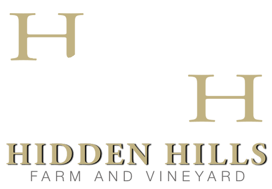 Hidden Hills Farm & Vineyard Mobile Retina Logo